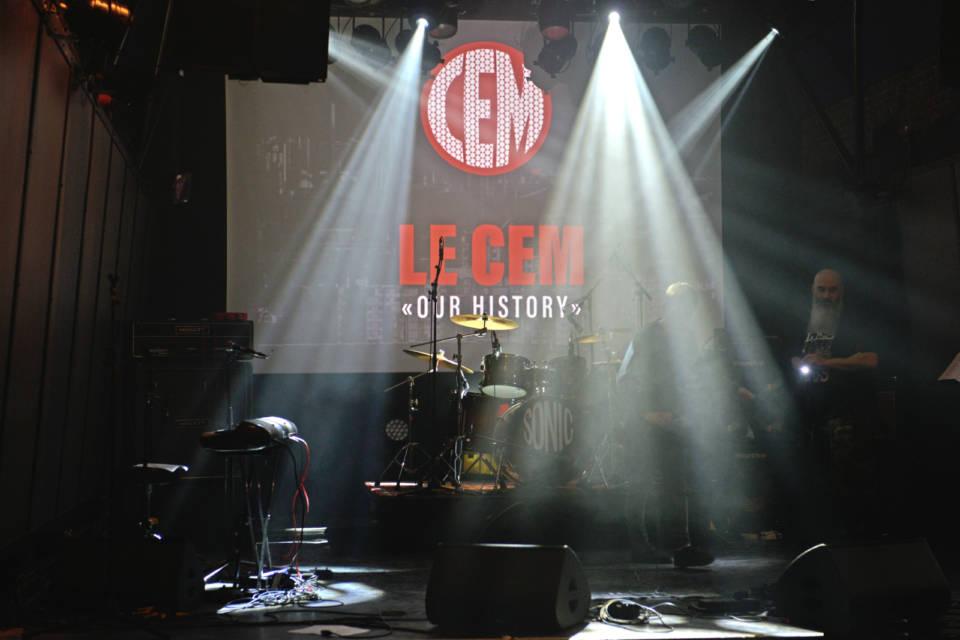 """Le CEM """"our history"""""""